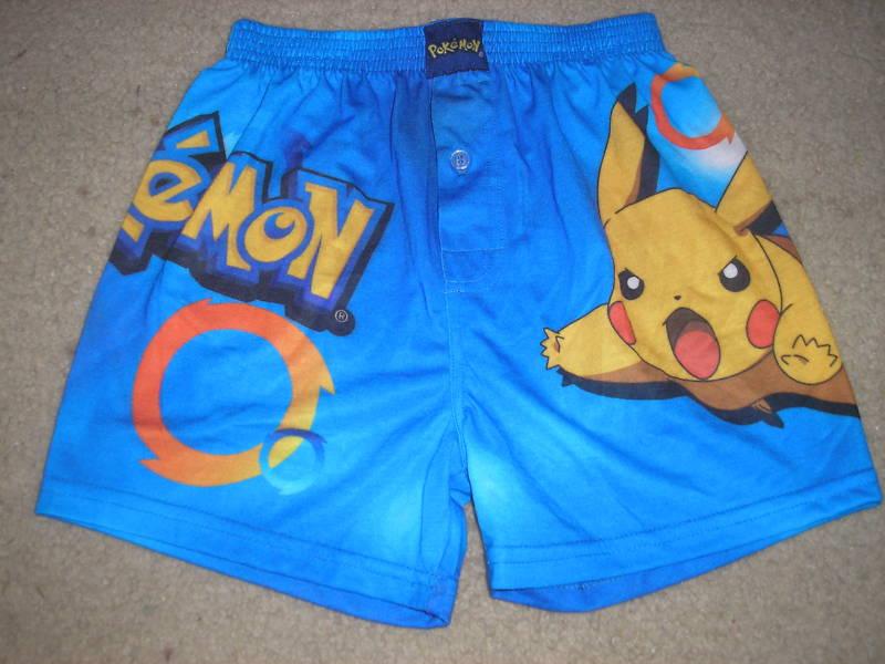 pikachu boxers