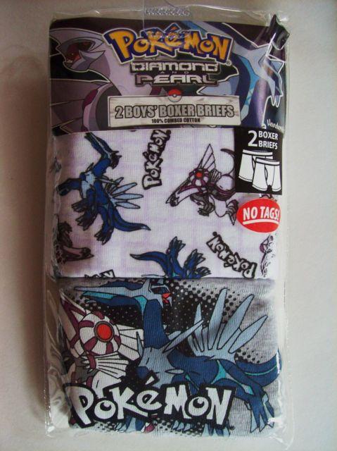 pokemon underwear package