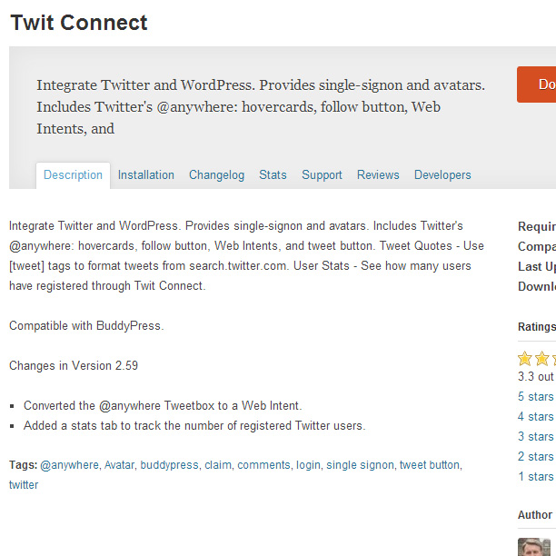 twitconnect